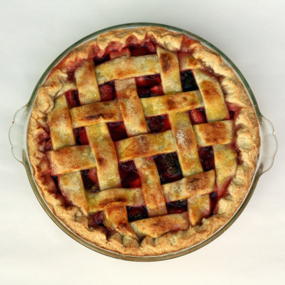 """We must have a pie. Stress cannot exist in the presence of a pie.""   David Mamet"